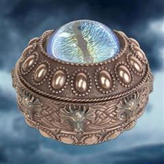Sky Dragon Trinket Box
