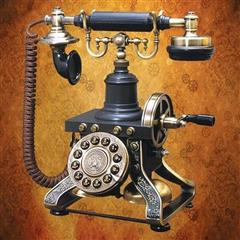 Steampunk Telephone
