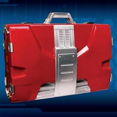 Iron Man 2 Mark V Suit Briefcase