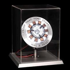 Iron Man Arc Reactor - Tony Stark's Heart