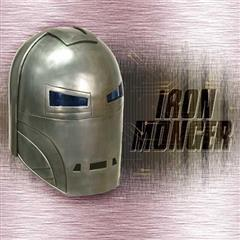 Iron Man The Movie: Iron Monger Helmet