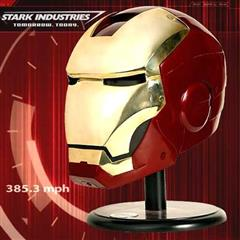 Iron Man The Movie: Mark 03 Helmet