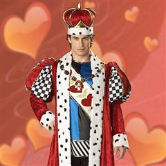 King of Hearts Complete Costume