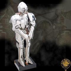 Knight in Shining Armour Statue