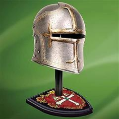 Loxley Helmet w/ Stand