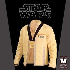 Luke Skywalker Ceremonial Jacket & Medal