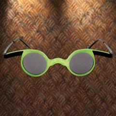 Mad Scientist Glasses, Green