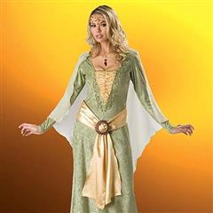Medieval Maiden Complete Costume