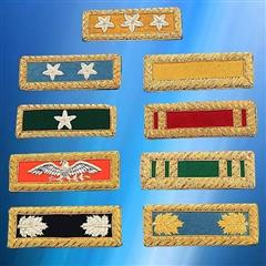 Union Army Officer's Shoulder Boards / Straps