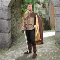 Cavalier Shoulder Cape