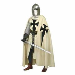 Teutonic Knight's Cape