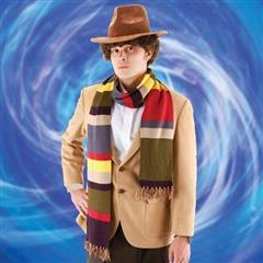 Doctor Who Fourth Doctor 6' Scarf