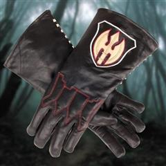 Hessian Horseman Leather Gloves