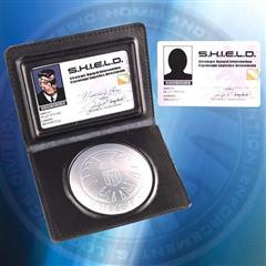 Nick Fury ID Set