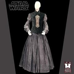 Padme Apartment Gown with Shoes