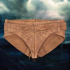 Greek Leather Briefs