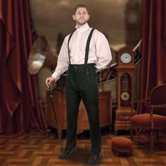 Jalopy Pants with Suspenders