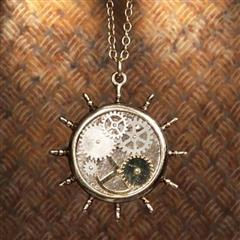 Kinetic Steering Pendant