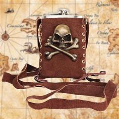 Pirate Flask Companion