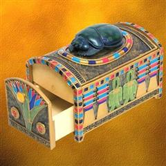 Sacred Scarab Chest