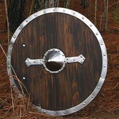 Viking Shield, Brown