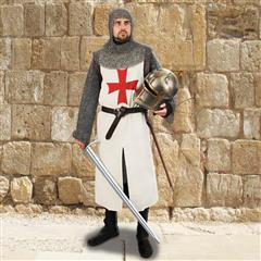 Templar Quartered Tunic