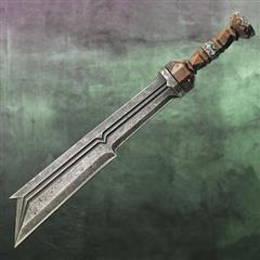 Hobbit Sword of Fili
