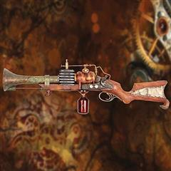 Annialator Mk II Steampunk Weapon