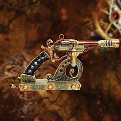 Combobulator Steampunk Weapon