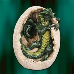 Dragon Hatchling Green