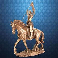 Joan of Arc Equestrian Statue