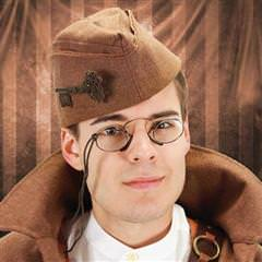 Steampunk Pince Nez Glasses
