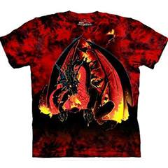 Fireball Dragon T-Shirt