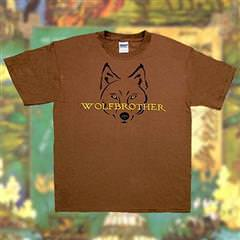 Wolfbrother Tee Shirt