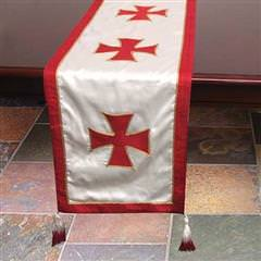 Templar Table Runner