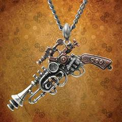 The Duelist Cantosonic Wave Gun Pendant