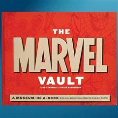 The Marvel Vault Hardcover Book