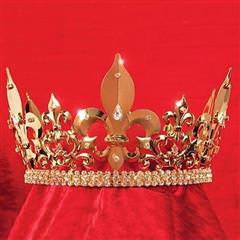 Gold Kings Crown