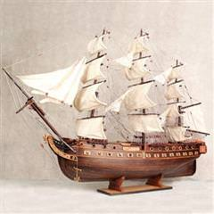 USS Constitution Old Ironsides Model Ship
