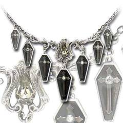 Vault of the 7 Saints Necklace