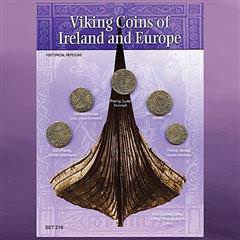 Viking Coins of Ireland & Europe