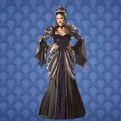 Wicked Queen Complete Costume