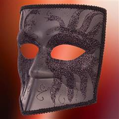 Venetian Highwayman Mask
