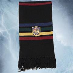 Hogwarts Black School Scarf