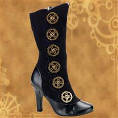 Black Banshee Tesla Boot