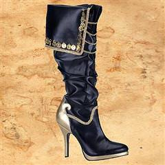 Pirate Queen Boots