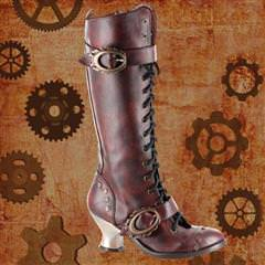 The Vintage Boot
