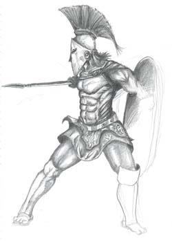 the dominance of spartan warriors in ancient greece essay Here are 12 of the richest gifts ancient greece has given to the world that still  impact us today  and most importantly, to give the reason they went to war   with religion reigning as a dominant force in ancient greek society, citizens   first-person essays, features, interviews and q&as about life today.
