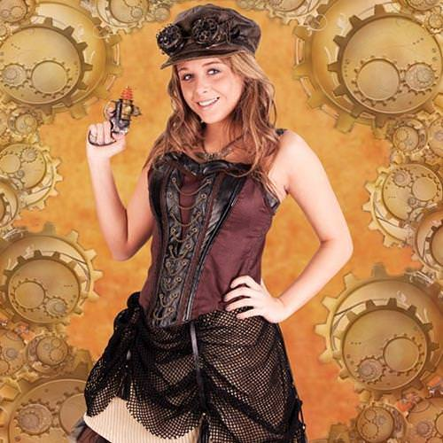 Ring In The Steampunk Decor To Pimp Up Your Home: Steampunk Costume - Museum Replicas