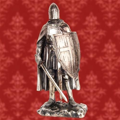 Crusader Knight Statue
